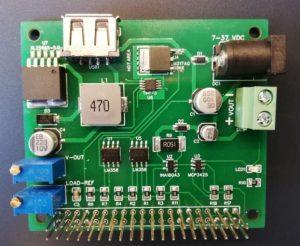 Raspberry Pi Power Control HAT