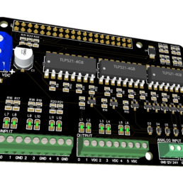 12-24V interface