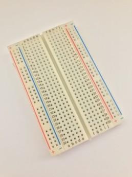 Breadboard 400 pins voor soldeerloos prototyping en experimenteren
