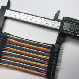 breadboard draden 10cm m-m