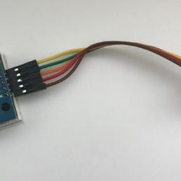 MAX7219 dotmatrix display