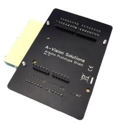 Arduino experimenteer shield bottom